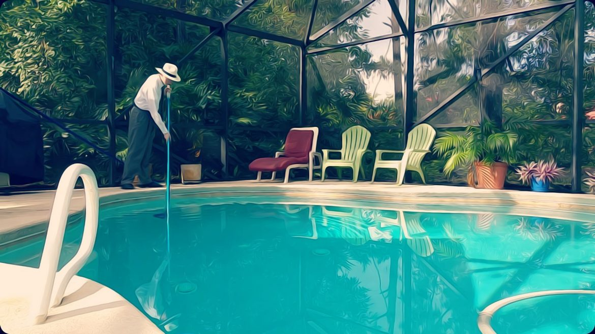 How About Swimming Pool Cleaning on Your Own